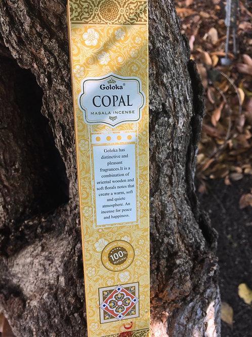 Copal Incense Sticks