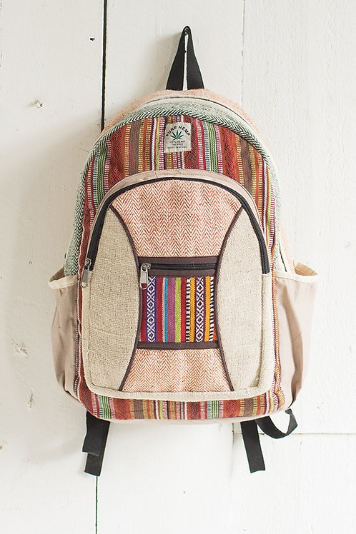 Hemp BackPack (assorted)