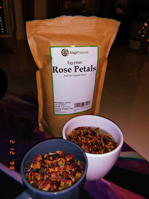 Egyptian Rose Petals Tea