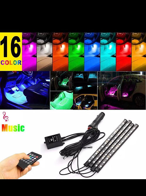 LED Car Interior Atmosphere Light