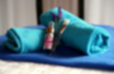 Massage, Japansk lifting og Wellness i hyggelige omgivelser. Et lille udsnit fra min hytte