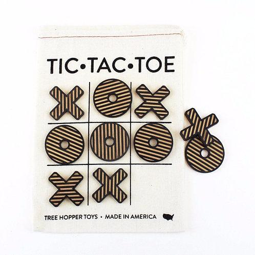 Travel Tic-Tac-Toe Classic