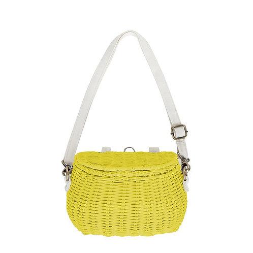 Olli Ella Minichari Bag -Yellow