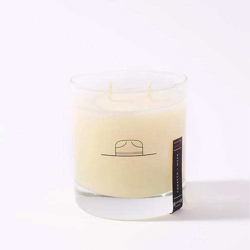 Tobacco and Musk Candle