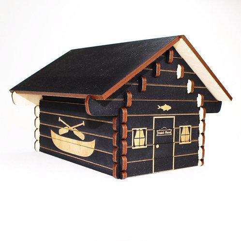 Log Cabin Construction Kit