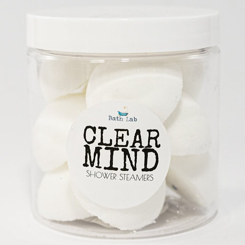 Clear Mind Shower Steamer