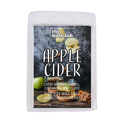 Apple Cider Wax Melt