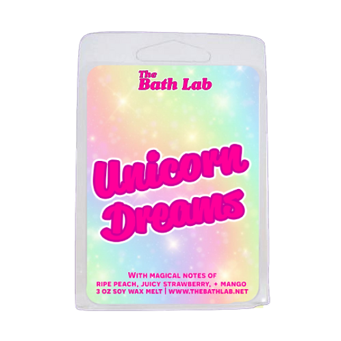 Unicorn Dreams   wax melt