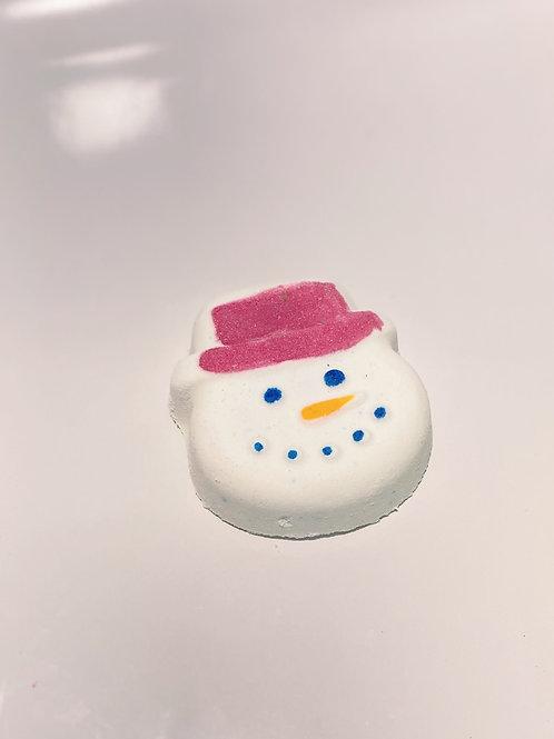 Snowman Bath Bomb