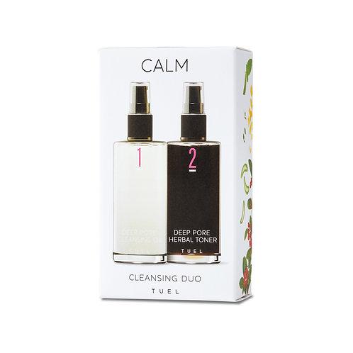 Calm Deep Pore Cleansing Duo