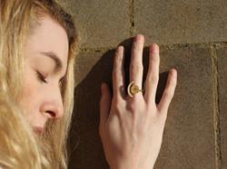 Elaina Pearl Ring