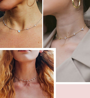 Ally Jewellery Necklaces and Chokers
