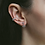 Thumbnail: Zurie Ear Cuffs in Silver