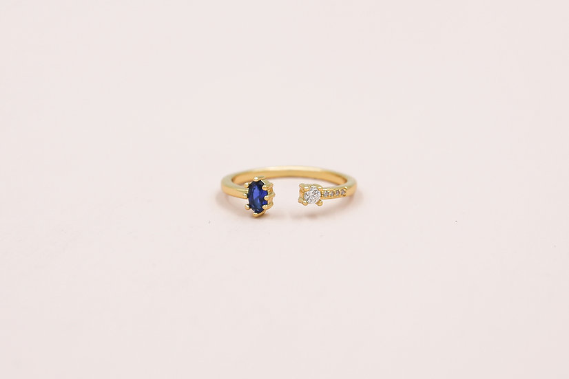Colette Midnight Ring