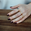 Thumbnail: Estelle Dainty Ring in Gold