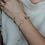 Thumbnail: Remy Stars Bracelet in Gold