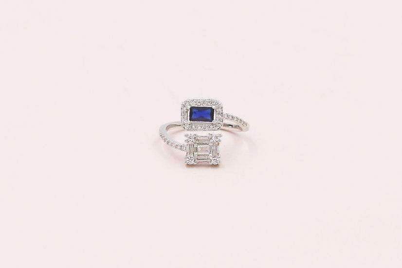 Louis Ring- Blue
