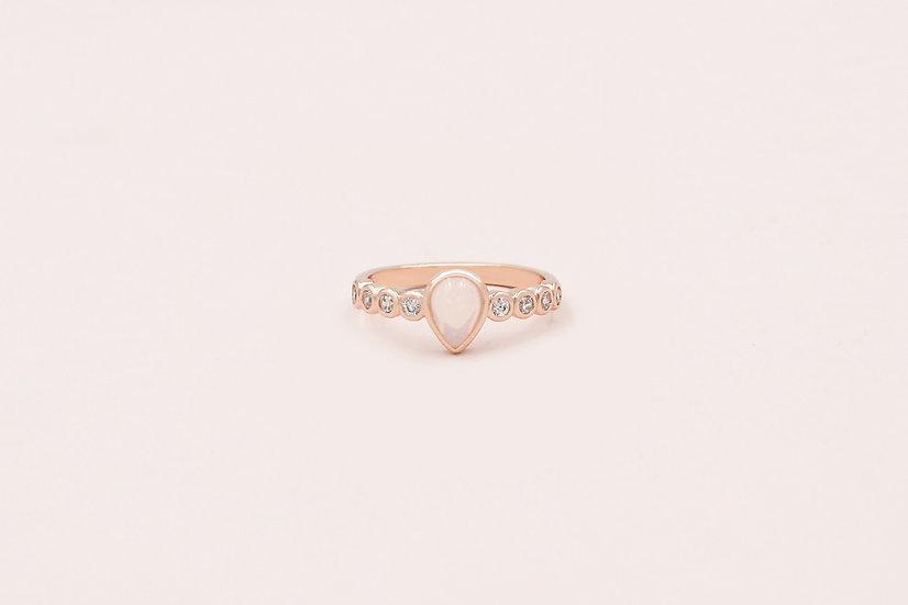Felix Ring in Rose Gold