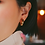 Thumbnail: Rosa 20mm Hoops in Gold