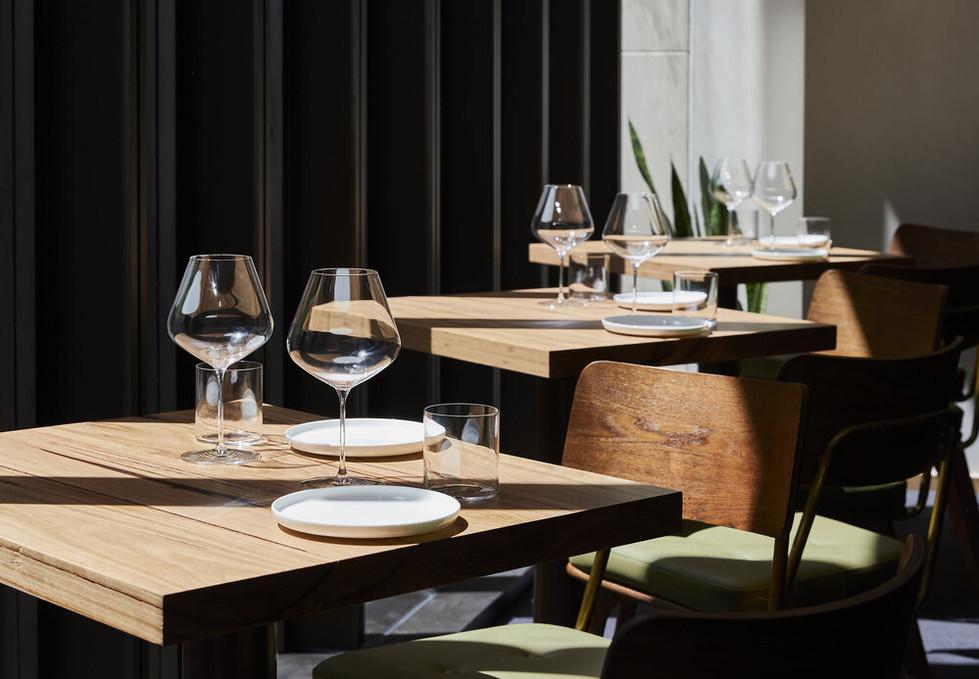 Farmers Daughters Deli Restaurant Interior Design