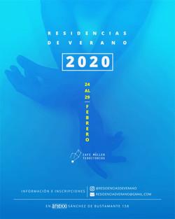 Residencias de Verano 2020