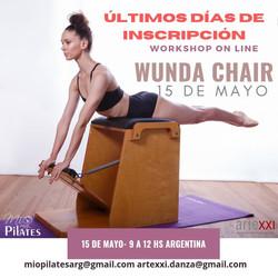 Wunda chair mayo 2021
