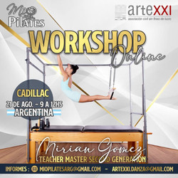 Workshop Cadillac