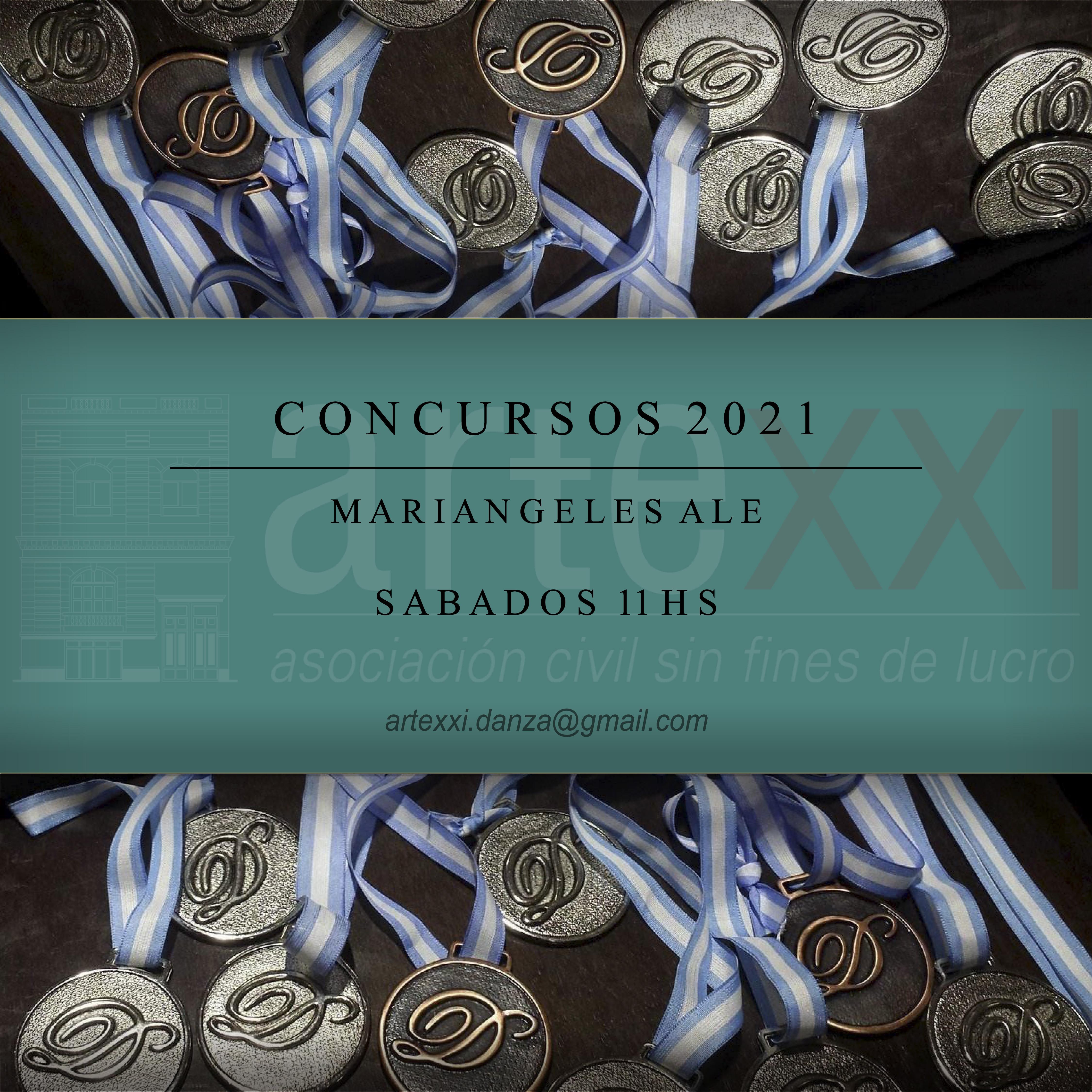 CONCURS0S 2021