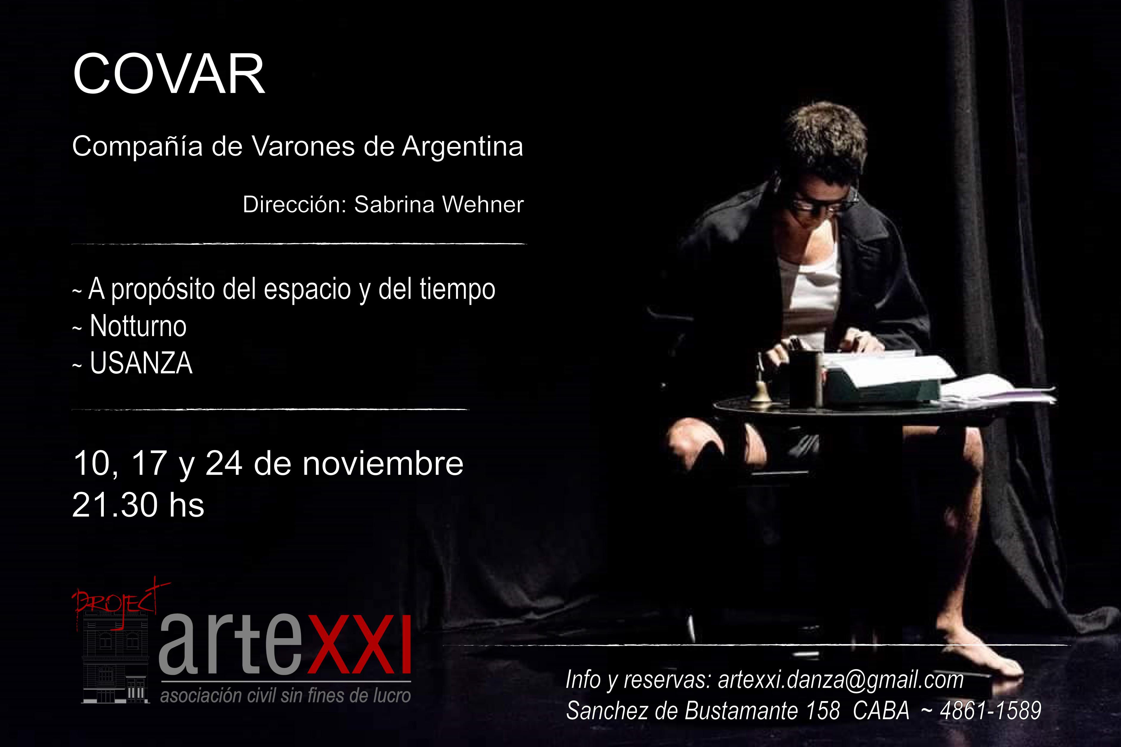 COVAR (Compañía de Varones de Argentina)