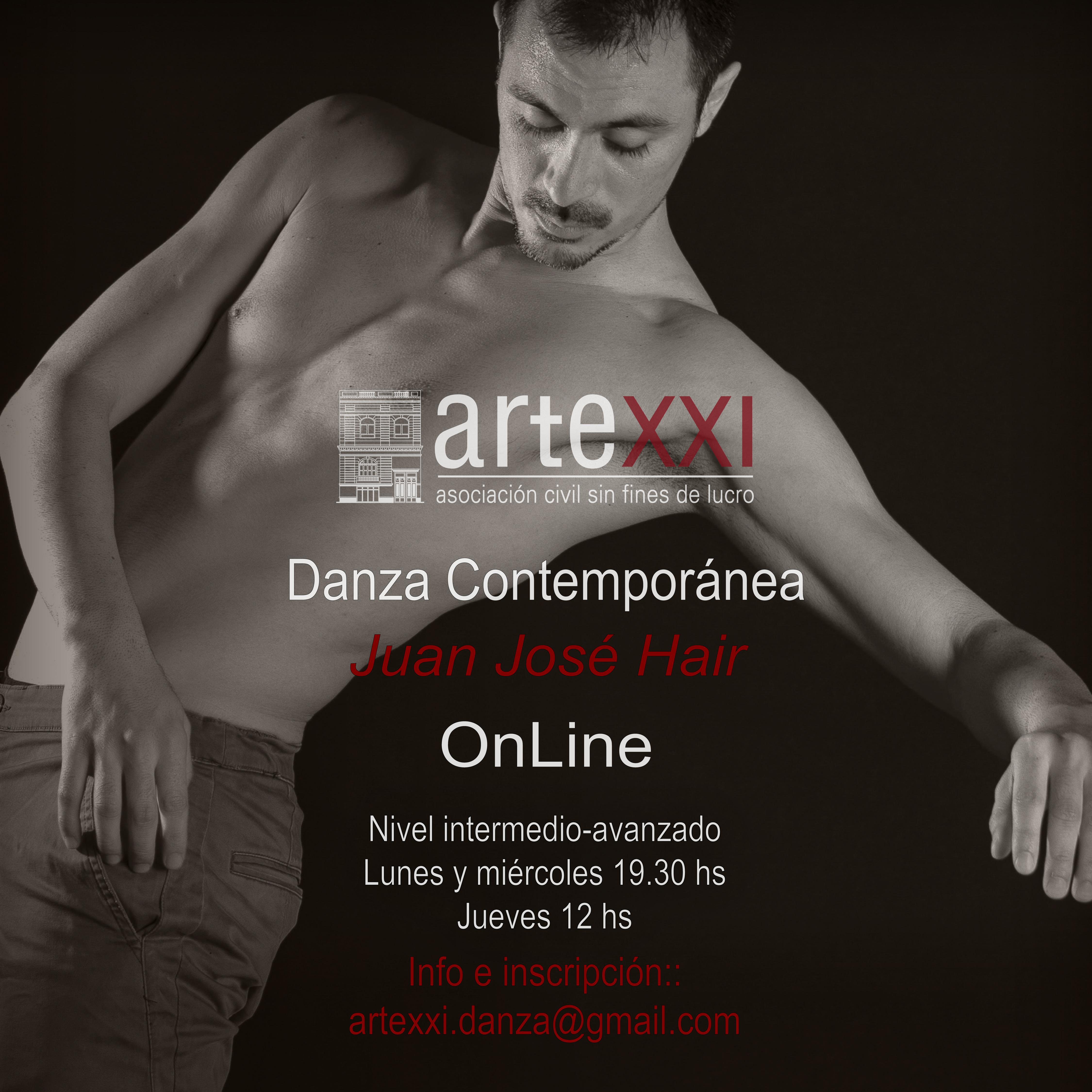 Danza Contemporánea OnLine