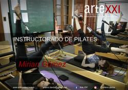 Instructorado en Técnica Pilates