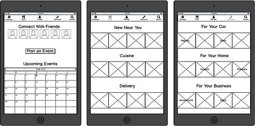 Main navigation  ipad.png