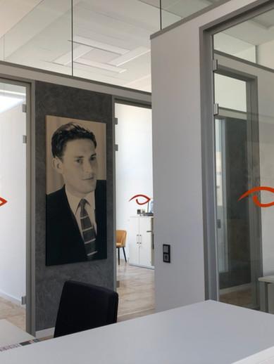 Impressionen aus dem Büro