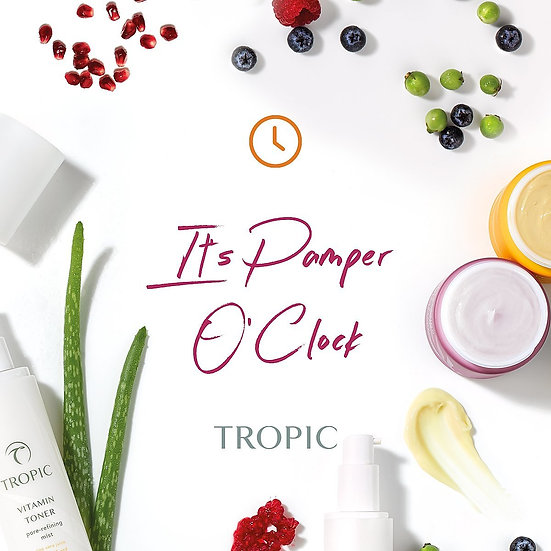 Shop Tropic Skincare with Becci