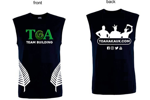 TOA Team Building Vest