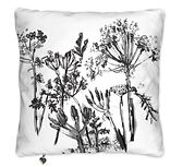 Nature inspired Cushion