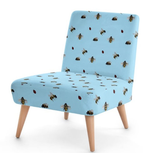 Buzy Bees Occasional Chair