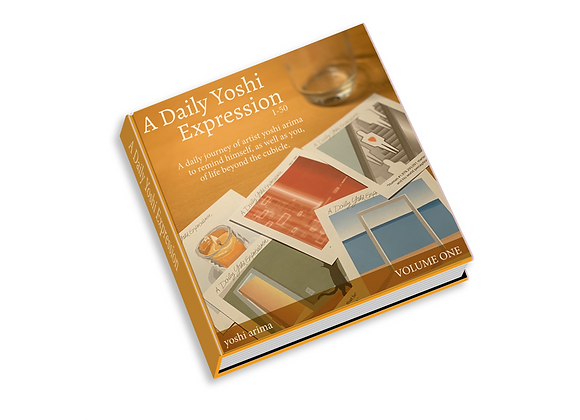 Daily Yoshi Expression (ebook) - Volume One