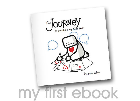 The Journey to Completing My First Book