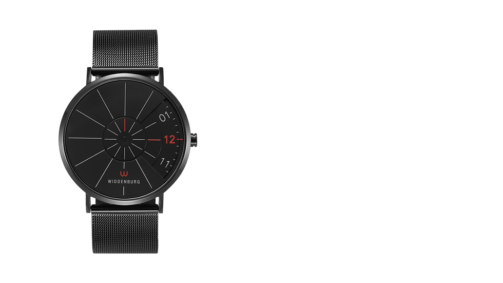 Widdenburg Infinity watch