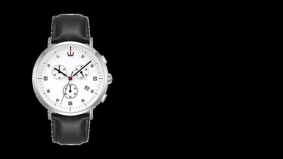 Widdenburg chronograph white
