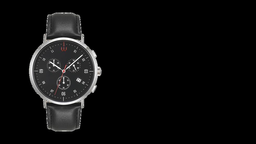 Widdenburg  chronograph black