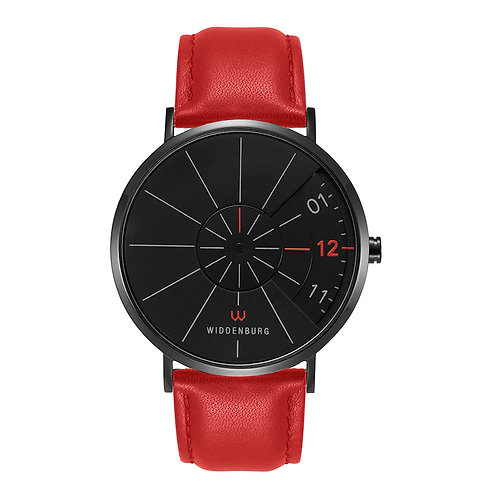 INFINITY - red strap