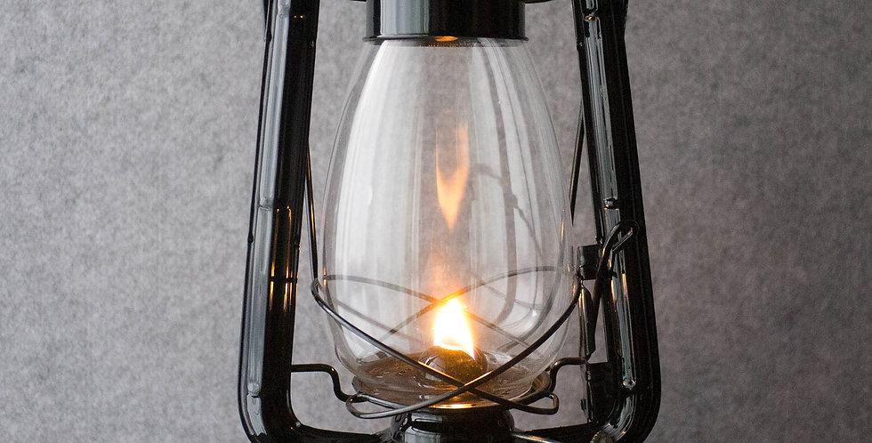 #500Hurricane Lamp KURO