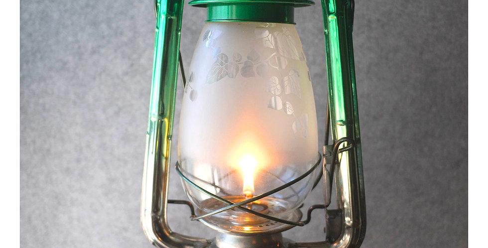 #500Hurricane Lamp -interior bottle / NATURE-