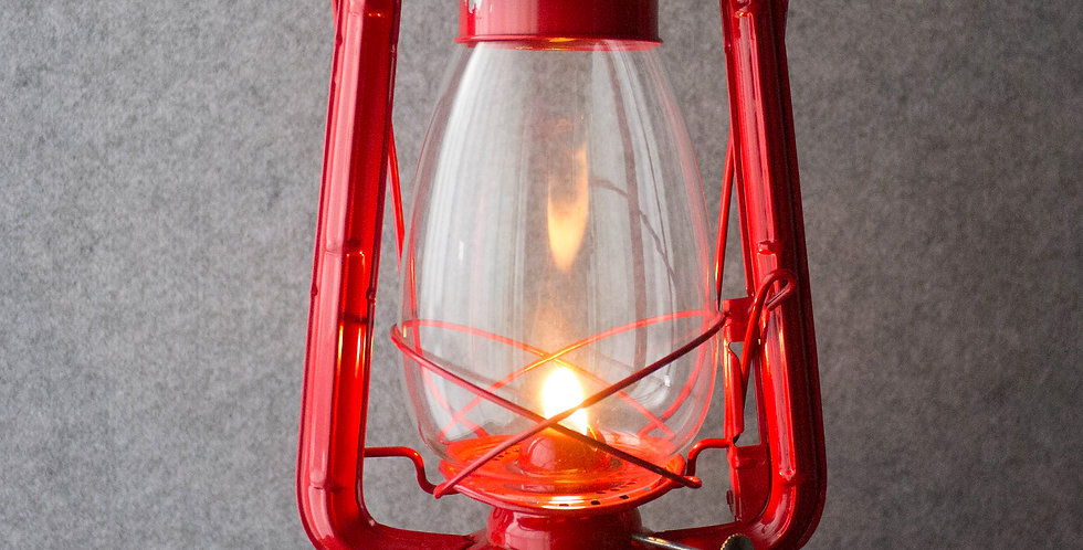 #500Hurricane Lamp  AKA