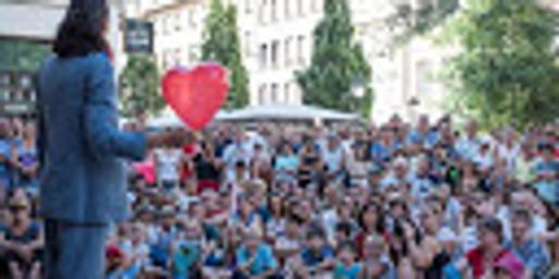 Festival Rues et Cies Epinal Annulé