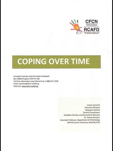 Coping Over Time / Faire face au fil du temps