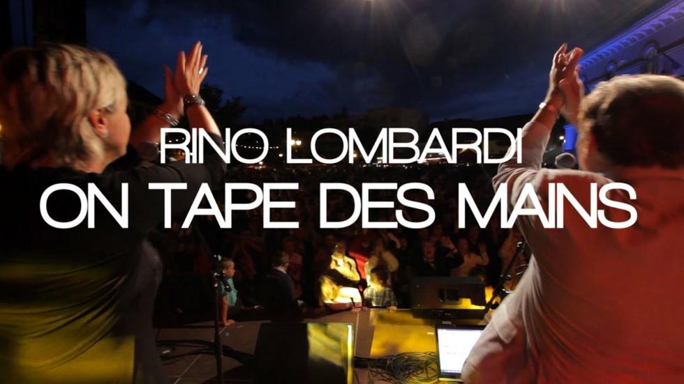 Rino Lombardi en live