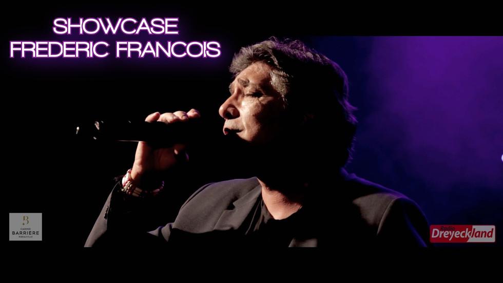 Showcase Frédéric Francois